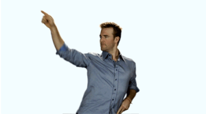 James Vanderbeek disco dancin' meme.